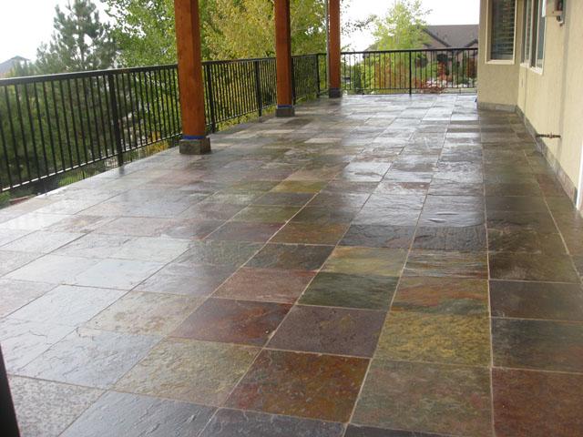 waterproofing under exterior tile