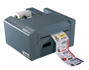 Colordyne 1600c Memjet Label Printer
