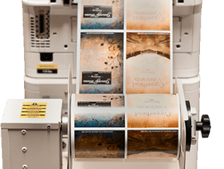UniNet iColor 700 color label printer