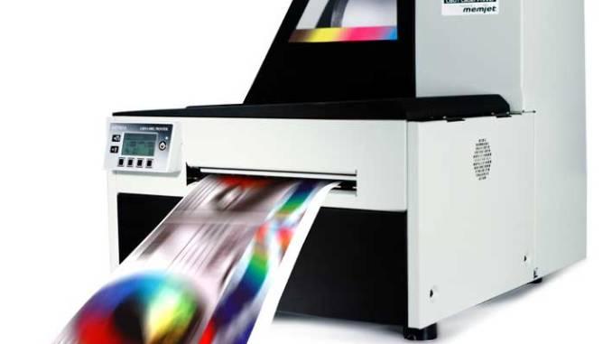 Afinia L801 food label printer