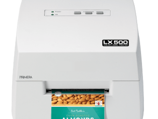 LX500 label printer
