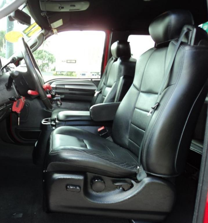 2001 2008 Ford F250 F550 Front And Back Seat Set Front