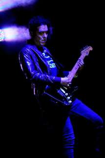 Imagen del concierto de DLD en Durango.