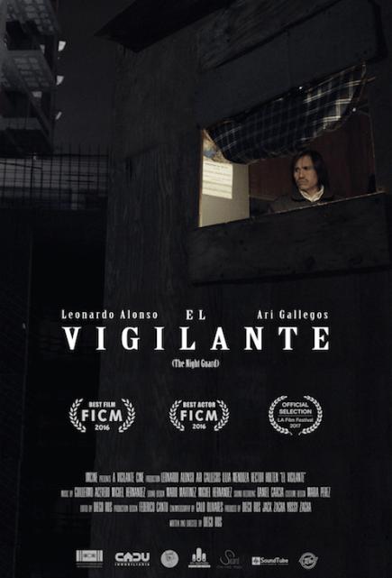 EL VIGILANTE. Director: Diego Ross