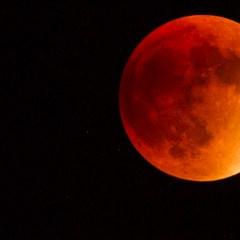 Lunar Eclipse Visits Durango
