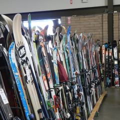 Hesperus Ski Patrol Ski Swap—This Weekend!