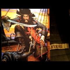 Ahoy, Matey!  Farmington Pirate Exhibit