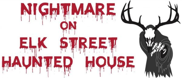 Nightmare on elk street haunted house