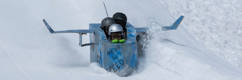 carboady derby sledding