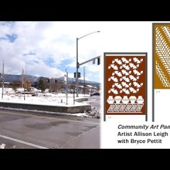Select the Art for Hwy 550/160 Intersection