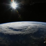Astronaut snaps picture of Hurricane Florence as it makes landfall