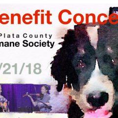 Humane Society Benefit Concert Featuring Wells & van Tyn