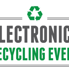 Electronics Recycling Event – Nov 8th, 2018