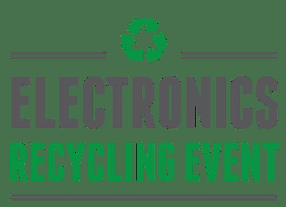 Electronics Recycling Event – Nov 8th, 2018