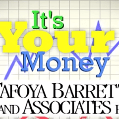 IT'S YOUR MONEY: New Tax Bill & Business