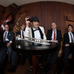 Cherry Poppin Daddies WWII Xmas Canteen