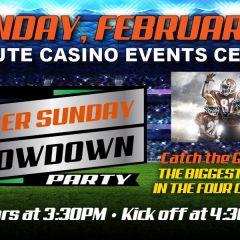 Super Sunday Showdown Party