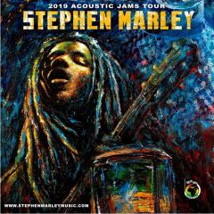 Stephen Marley Acoustic Tour with special guest Koral Delatierra