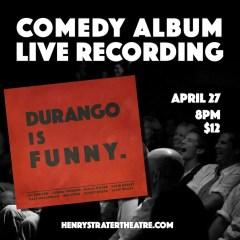 Comedy Showcase April