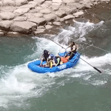 Putting Safety First in River Rafting