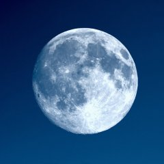 The Weird Reason Tonight's Full Moon Is 'Blue'