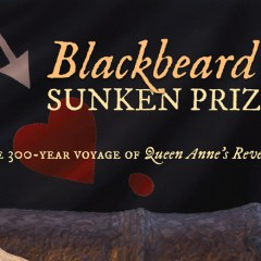 Blackbeard's Sunken Prize: Excavation and Analysis of the Pirate's Flagship, Queen Anne's Revenge