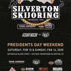 Silverton Skijoring This Weekend!