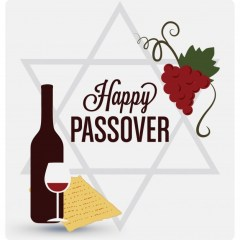 Passover is here!