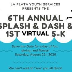 6th Annual and 1st Virtual Splash & Dash