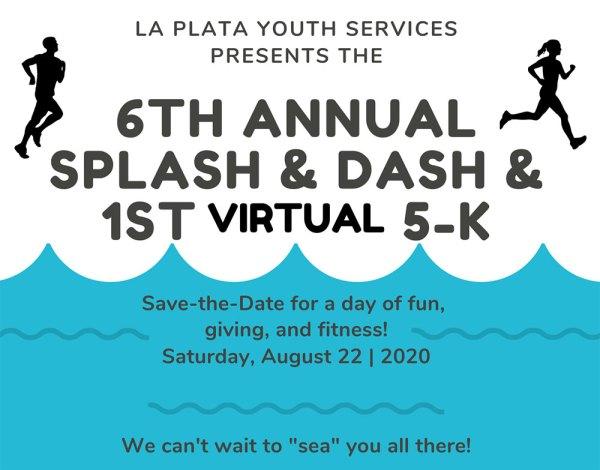 splash and dash
