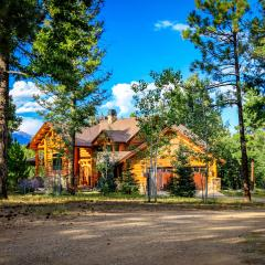 Luxurious Home in Pagosa for Lease – 5500sqft & 70 acres