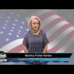 Meet Marsha Porter-Norton, Democratic Candidate for District 2