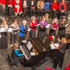 Choral Society's Christmas Concert Goes Virtual