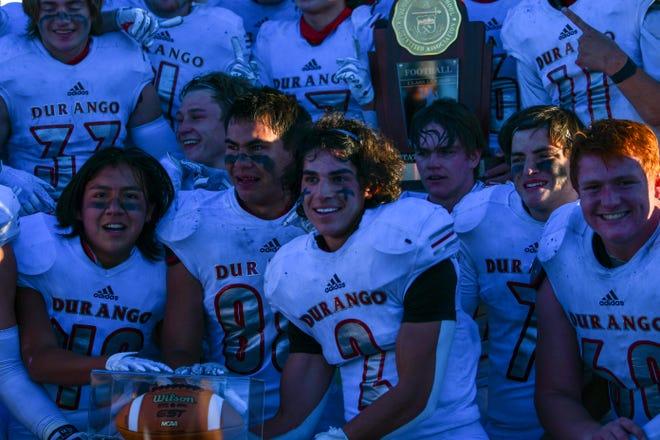 Durango football champs