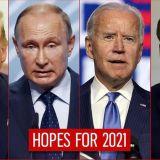 2021 New Year Wishes From Modi To Joe Biden