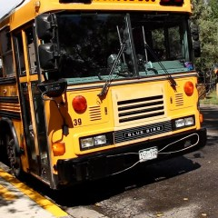 School District Gets First Electric Bus