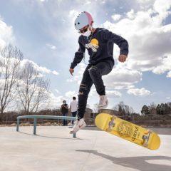 Introducing Piinu Nuuchi community skatepark!