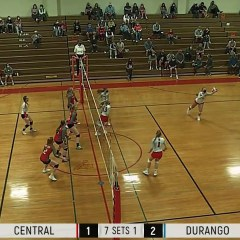 Drills, Practice Carry Volleyball Team to League Championship
