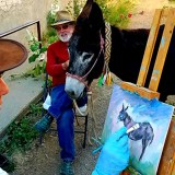 Mancos Gets Creative with Burro Race and Art Festival