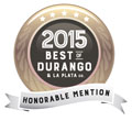 2015 best of durango broker honorable mention