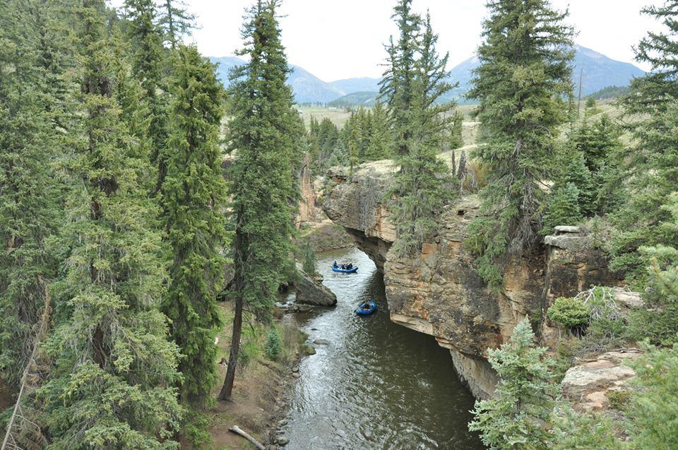 Upper Piedra Raft Mesa Verde Train 4x4 Tours Zip