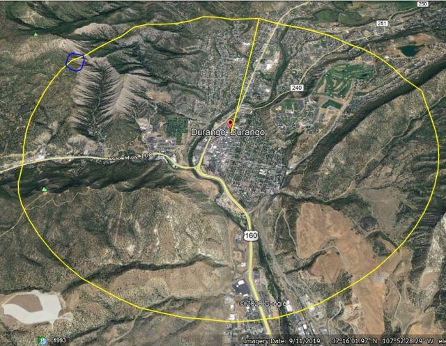 Durango3km