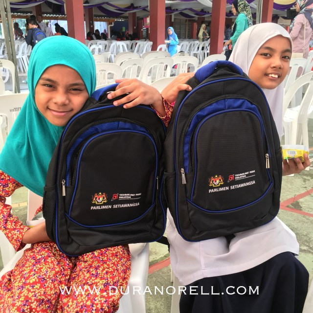 Bantuan anak yatim dan ibu tunggal Kuala Lumpur
