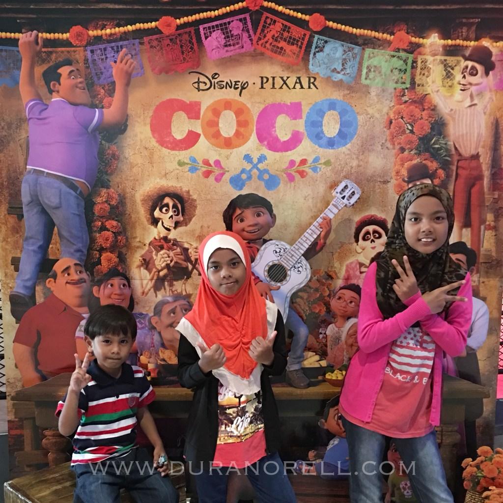 Review Filem Animasi Coco Disney