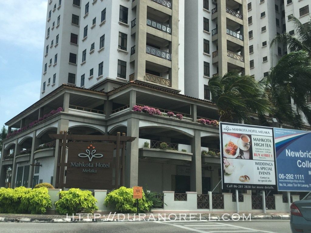 Percutian murah tapi selesa di Mahkota Hotel Melaka
