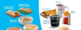 Breakfast Mix & Match McDonalds RM5.99 je
