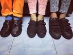 Ini bukan lagi tentang kasut putih ke hitam tapi...