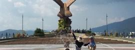 Dataran Helang dan Taman Lagenda Langkawi
