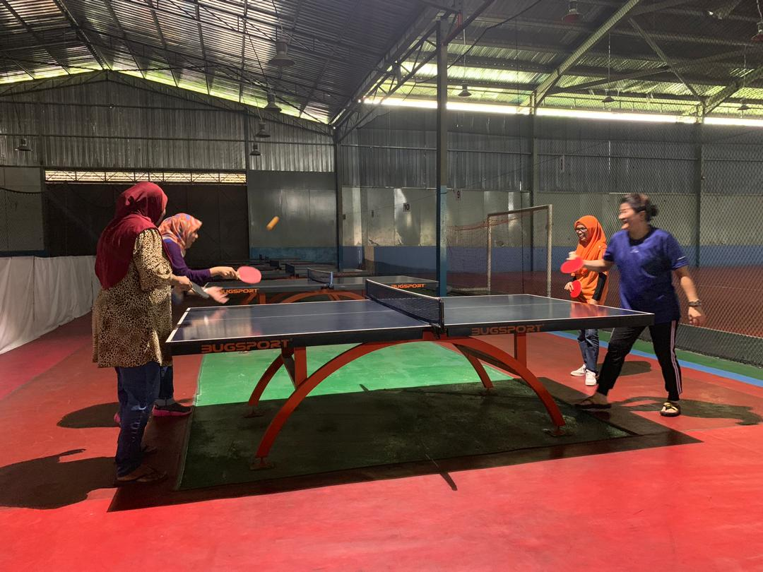 Sport Day, Main Ping Pong, Weekend Sport