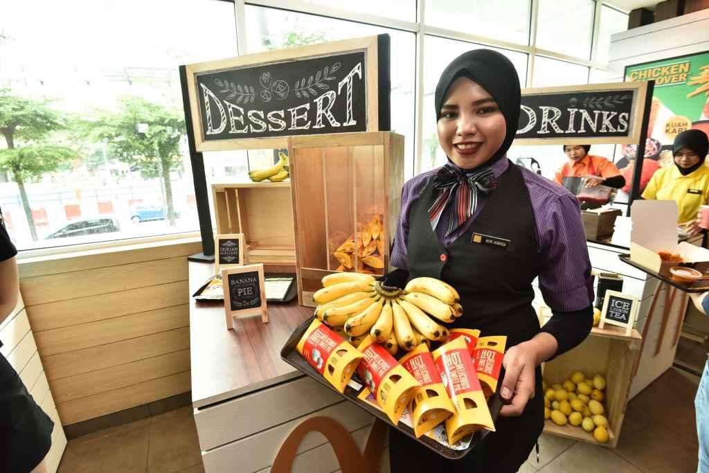 Menu McDonald's Ramadan